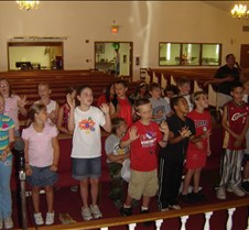 2007 VBS closing program and picnic 002