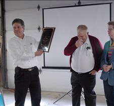 plaque presenation