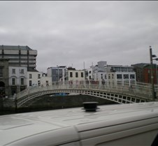 Another Bridge on the Quay - Dublin