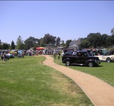 05 Car Show Santa Ynez This was the first car show at Dunn School near Santa Ynez.  It was a local fund raiser for the school, and yet some of the finest cars around showed up.