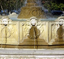 Sausolito Fountain