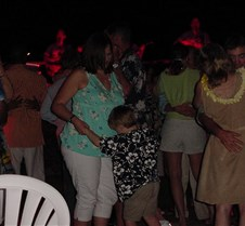 Grant and Mommy Dancing - 2