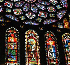 Chartres - Stained Glass1