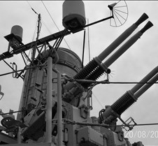 WWII Destroyer