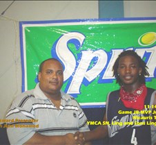 11142008-2 Game JB-MVP Juniors Nicauris