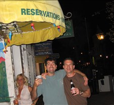 At The Smallest Bar in Key West