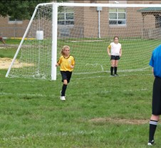 Burl Twp Freedom U10 Girls Travel Fall-06 Pictures from Fall 2006 season