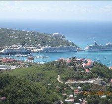 IMG_3966 USVI, cruise ships in the lovel
