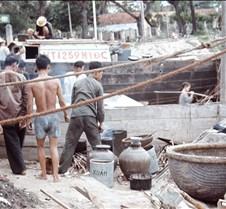 Boat Yard Near Vung Tau