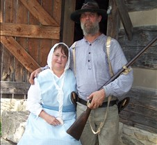 Old Bardstown Village Reenactment