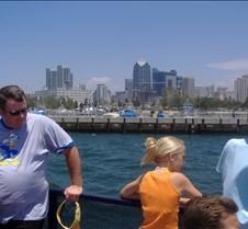 Trip back to Coronado on the Ferry