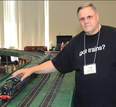 Jim Gabelich & His Aster 232TC Tank Loco