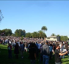 Dolores Park Filled with Spectators