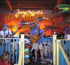 Jim Morris at Margaritaville