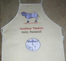 Retirement Apron OCT040001