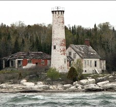Poverty Island Lighthouse