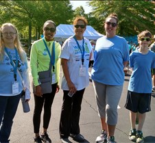 May 02, 2015 Walk to Cure Arthritis held in the Durham Research Triangle on a sunny spring day!