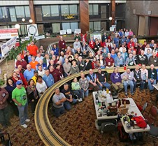 2014 Diamondhead Steamup Group Photo