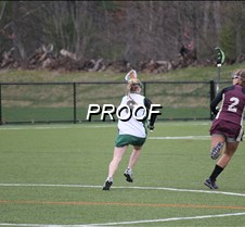 04/19/11 - HHS Girls' Varsity vs. Algonquin