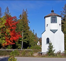 Front Range Light, Baileys Harbor, WI