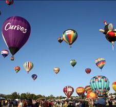 Sponsored Balloons