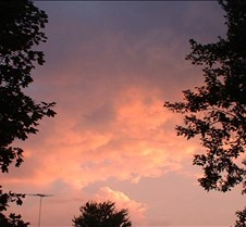 Orange Sunset 8-15-02