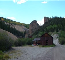 Colorado - Mines near Creede