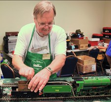 Gary White & His Aster Schools Loco