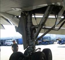 B762 Rear Landing Gear