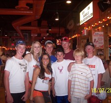 Hooters at Costa Mesa, CA