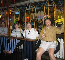 Tire Swing bar in Margaritaville