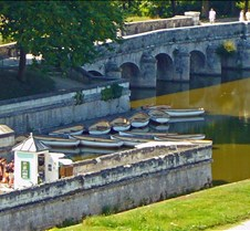 Chambord - Row Boats