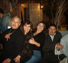 Ramon, Chati, Maribel, & V