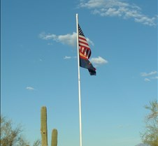 Tucson Lazy K flag 1