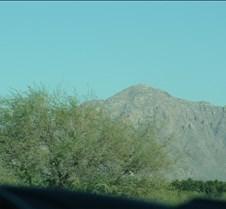 Tucson Highway scenery 2