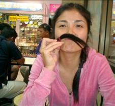 151 june mustache