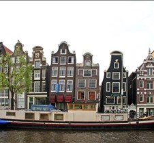 Canal Boat Tour Amsterdam