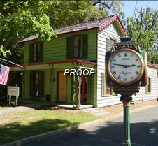 Crane - Phillips House - Cranford Clock