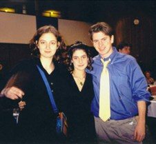 EuroSim 2003 - Sylve, Jessie, Ian
