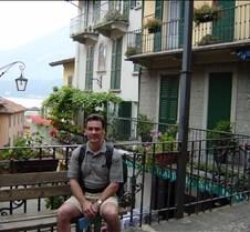 Bellagio Balcony Bench 2