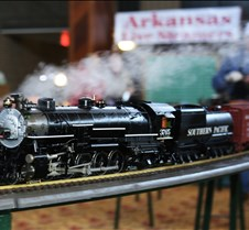Accucraft's SP F5 2-10-2 Live Steam Loco