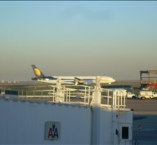 One of the last Jet Airways birds at SFO