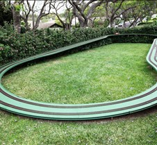 Jim Gabelich's 60' x 20' North Oval