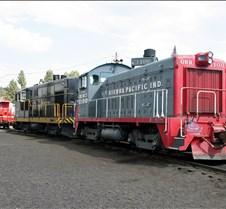 SP-1100 - EMD TR6a (Sierra Pacific)