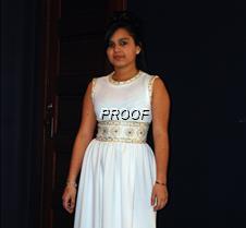 Wendy reception dress