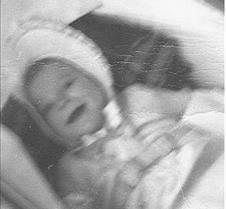 Nancy baby pic 1959