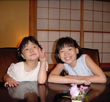 Emoto sahn's daughters.