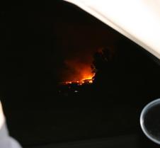 Allensville Barn Fire 5-13-07