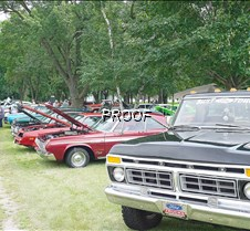Minnewaska Car show