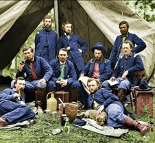 Union Soldiers, 1863